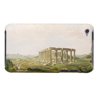 El templo de Apolo Epicurius, platea 25 de parte Cubierta Para iPod De Barely There