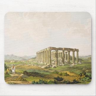 El templo de Apolo Epicurius, platea 25 de parte Mousepads