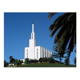 El templo de Hamilton Nueva Zelanda LDS Postales