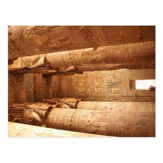 El templo de Hathor Postal