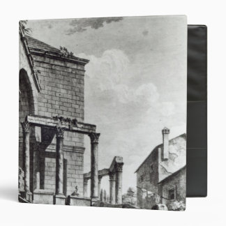 """El templo de Júpiter en el palacio de Carpeta 1 1/2"""""""