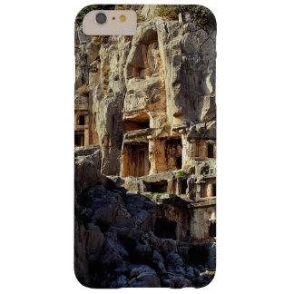 El templo de Koka de las tumbas del Roca-Cut de Funda Barely There iPhone 6 Plus
