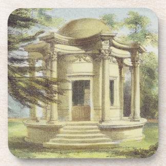 El templo de la victoria, Kew cultiva un huerto, p Posavaso
