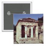 El templo de los tesoros de los atenienses pin