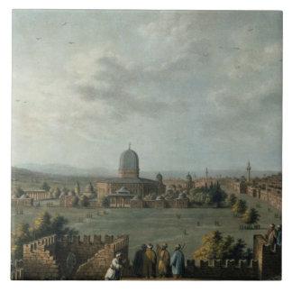 El templo de Solomon, platea 63 de 'opiniónes en e Azulejo Cuadrado Grande