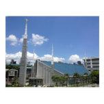 El templo de Taipei Taiwán LDS Postal