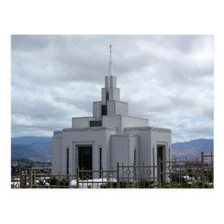 El templo de Tegucigalpa Honduras LDS Postales