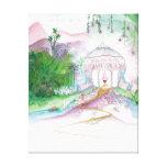 El templo del AMOR incondicional Impresiones En Lona