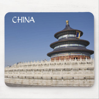 El Templo del Cielo en Pekín Mousepads