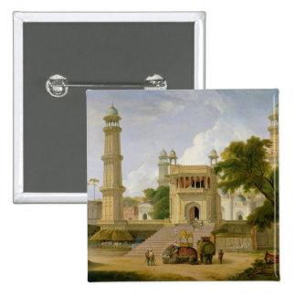 El templo indio, dijo ser la mezquita Abo-UL-Nab Pin