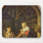 El tendero del pueblo, 1647 mousepads