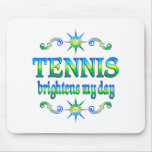 El tenis aclara tapete de ratones
