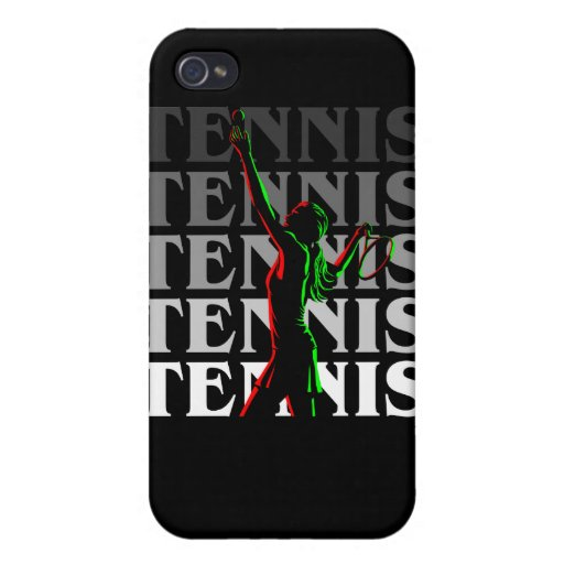 el tenis de las mujeres del caso del iPhone 1 blan iPhone 4 Carcasa