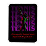 El tenis de las mujeres del imán de Flexi 1 oscuri