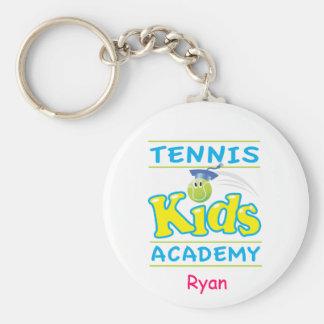 El tenis embroma Academy_Bouncee™_personalized Llaveros Personalizados