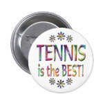 El tenis es el mejor pin