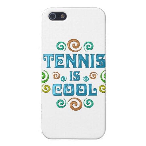 El tenis es fresco iPhone 5 cárcasas