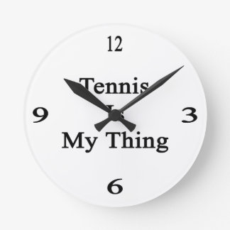El tenis es mi cosa reloj