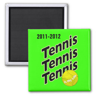 El tenis es mi imán de la vida