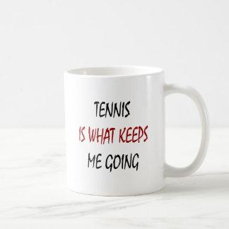 El tenis es qué me guarda el ir taza