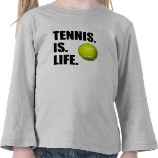 El tenis es vida