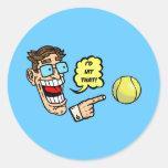 El tenis I golpearía eso Etiquetas