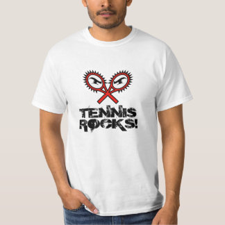 El TENIS OSCILA la camiseta Playeras