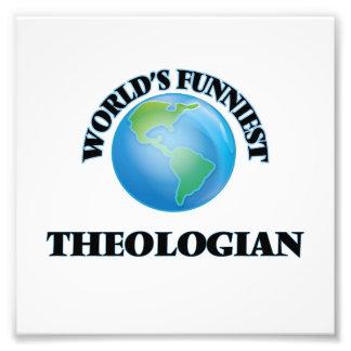 El teólogo más divertido del mundo fotos