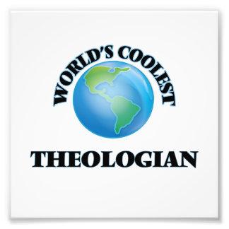El teólogo más fresco del mundo foto
