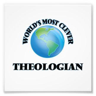 El teólogo más listo del mundo fotografía