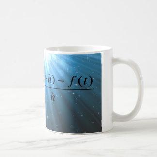 El teorema fundamental de la taza del cálculo