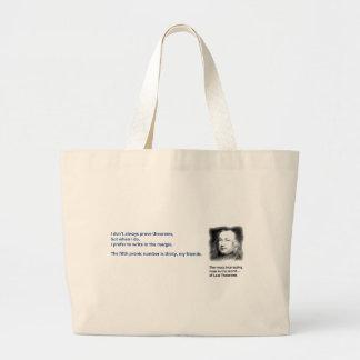 El teorema pasado de Pierre de Fermat Bolsa De Mano