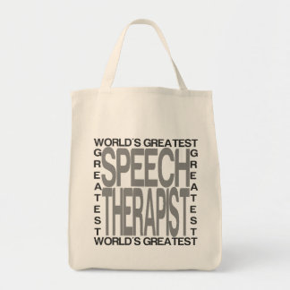 El terapeuta de discurso más grande de los mundos