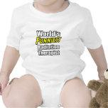 El terapeuta más divertido de la radiación del mun trajes de bebé
