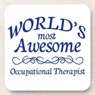 El terapeuta profesional más impresionante del mun posavaso