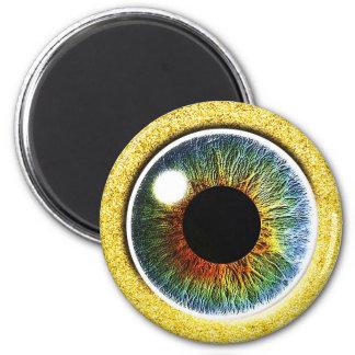 el tercer ojo imán redondo 5 cm