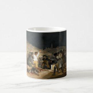 El tercero de mayo de 1808 de Francisco Goya Taza