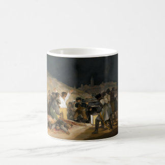 El tercero de mayo de 1808 de Francisco Goya Taza De Café