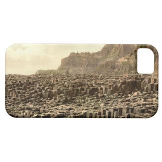 El terraplén del gigante, condado Antrim, Irlanda  iPhone 5 Coberturas