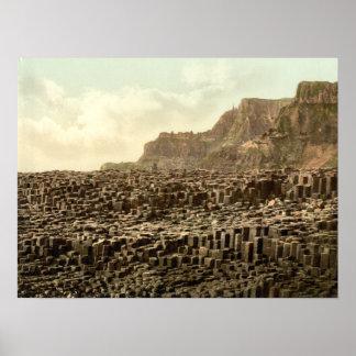 El terraplén del gigante, impresión archival de An Impresiones
