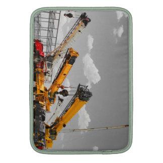 El terreno áspero Cranes el caso de Macbook Funda Macbook Air
