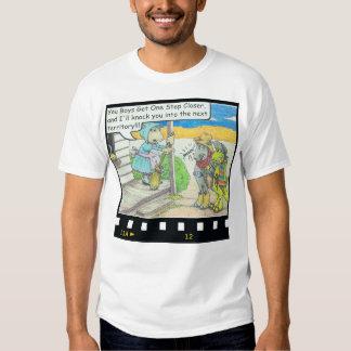 ¿El territorio siguiente? Camiseta Playeras