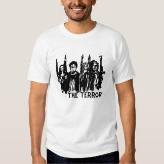 El terror remera