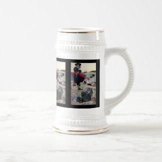 El tesoro del pirata tazas de café