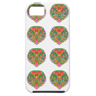 El tesoro Jewels la colección por Navin iPhone 5 Cobertura