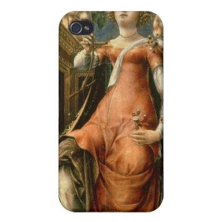 El Thalia de la musa iPhone 4/4S Carcasa
