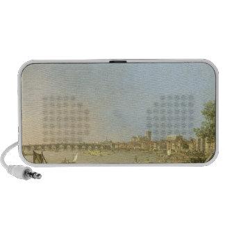 El Thames de la terraza de la casa de Somerset, re iPod Altavoz
