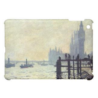 El Thames debajo de Westminster - Claude Monet
