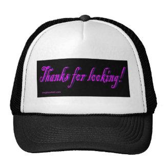 el thanks_for_looking gorras