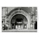 El Theatre majestuoso, 1910 Felicitaciones